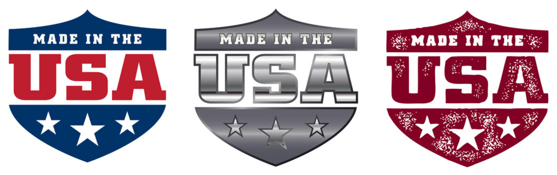 Made in the USA Shields