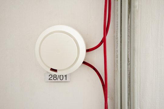 rauchmelder - smoke detector alarm