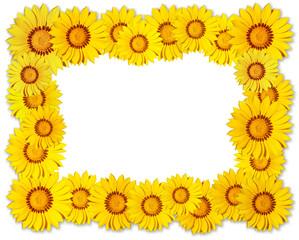 Blumenrahmen