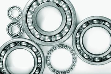 ball bearings and pinions