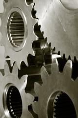 gear wheel machinery