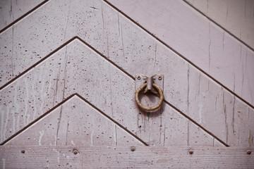 Türknauf in altrosa - Door knob in old rose