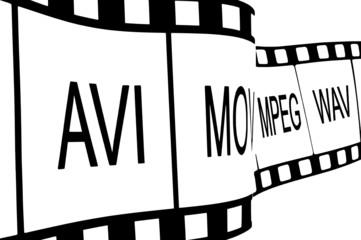 Filmstreifen Codec