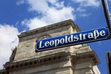 Leopoldstraße München