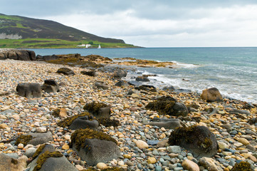 Kinds Cross beach on the Isle of Arran