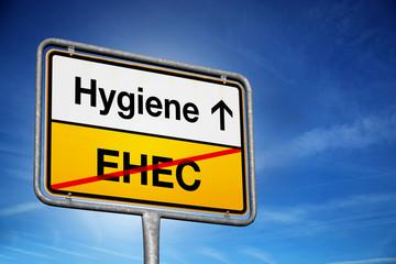 EHEC Hygiene Vorbeugen
