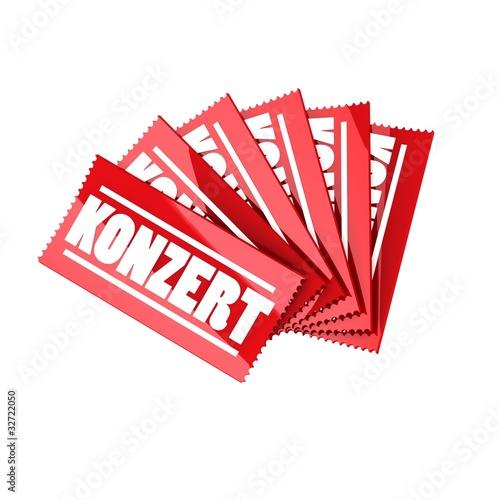 konzert tickets\