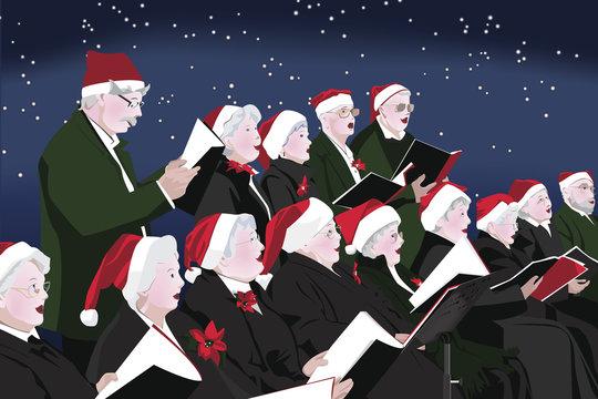 Senior Choir Christmas Concert