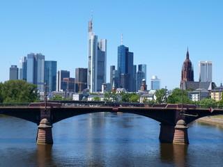 Skyline Frankfurt 1