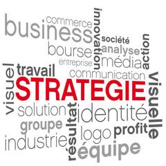 mots texte stratégie