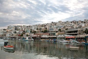 Mikrolimano Port in Piraeus, Athens, Greece