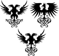 eagle crest set