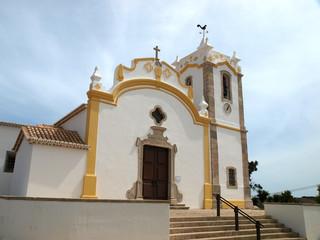Nossa Senhora da Conceicao church in Vila do Bispo, Algarve,