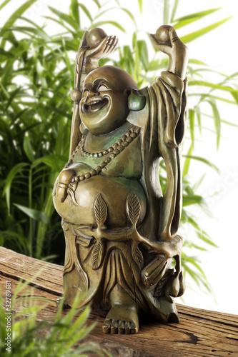 Buddha Lachend Stockfotos Und Lizenzfreie Bilder Auf