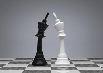 Chess pregame greeting