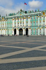 The Hermitage Museum, St Petersburg