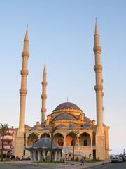 Mosque in Manavgat, Turkey