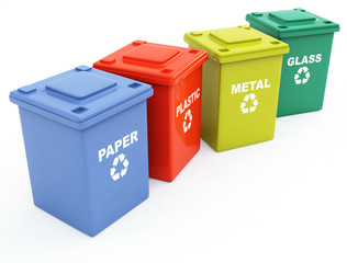 containers for recycling