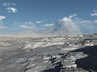 desierto plateado