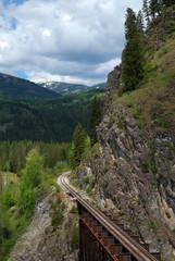 Mountain Trestle