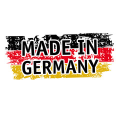 Made in Germany Zeichen