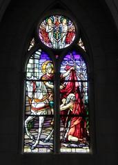 Foto op Plexiglas Stained Paris16 - Chapelle Sainte Thérèse