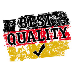 Best Quality, Germany