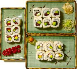 Sushi-Menue 6