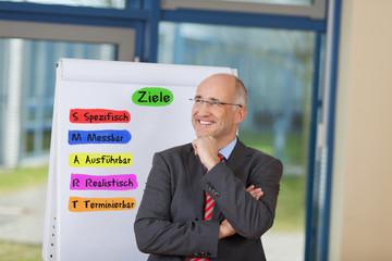 manager definiert smarte ziele