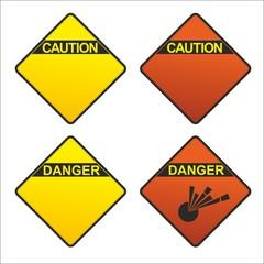 Caution 1