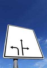 Textur-Verkehrszeichen