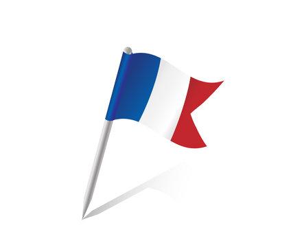Frankreich - Fahne