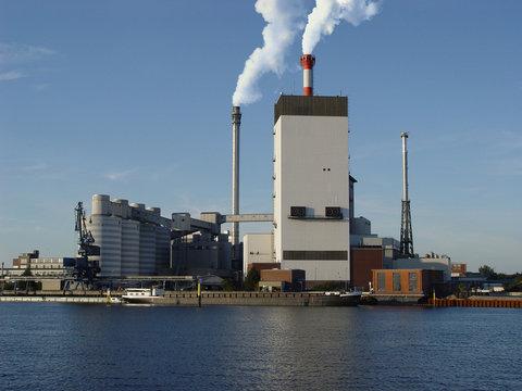 Dampfkraftwerk | Steam Power Plant | Central Termoeléctrica