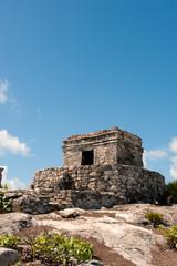 Maya ruins at Tulum, Mexico.