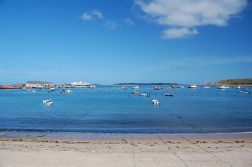 Hugh Town Bay