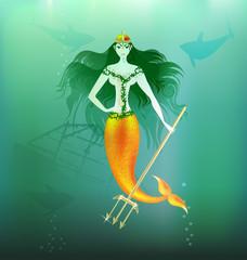 maiden mermaid