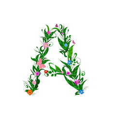 Cover letter flower a
