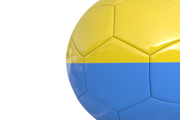 Ukraine soccer ball
