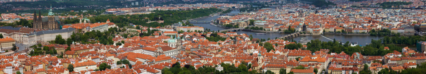 Prague cityscape 2