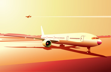 detailed airplan