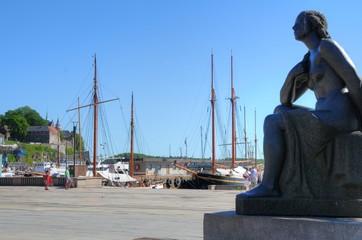 Oslo (Norway) - Harbor