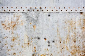 Steel Grunge Wall