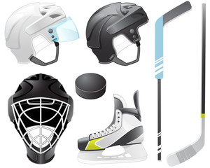 Hockey accessories