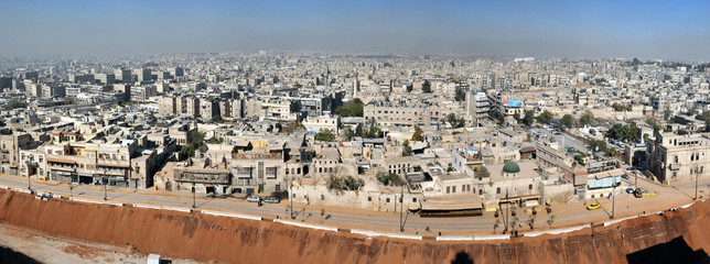 Aleppo Panorama Syrien