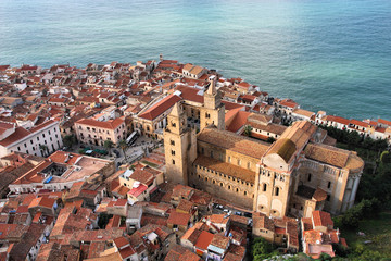 Sicily - Cefalu cathedral