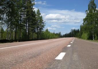 landstrasse schweden