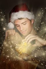 christmas shining gift
