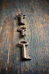 3 More Keys