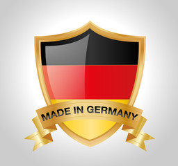 Made in Germany - Wappen