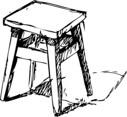Sketchy Chair